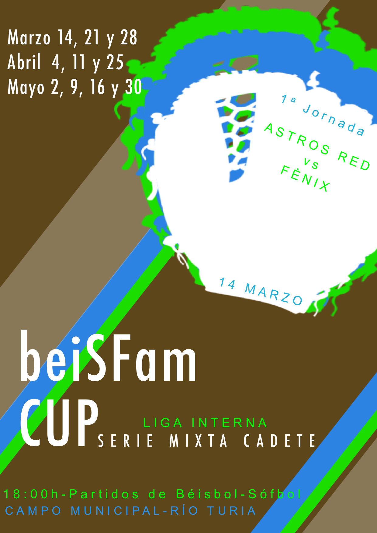 Fenix Valencia- beisfam CUP 2014
